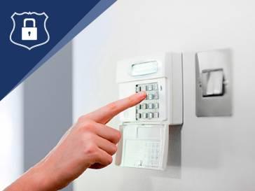 Instalação de alarmes